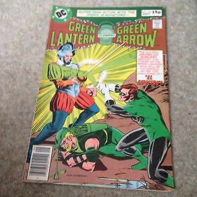 Green Lantern Co Starring Green Arrow Issue 120 Featuring El Espectro! DC Comic.