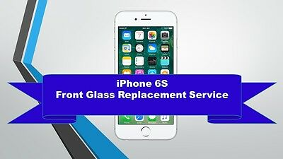 iPhone 6S 4.7'' LCD Screen Glass Replacement Service
