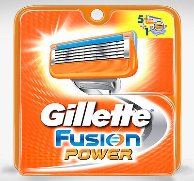 Recambios Gillette Fusion Power (4)