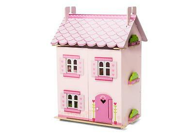 NEW Le Toy Van My First Dream House Wooden Doll House - with furniture
