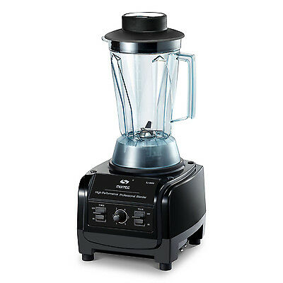 3HP MIXTEC Heavy Duty Blender 64 OZ with Tamper Speed Up to 38,000rpm MSRP: $499