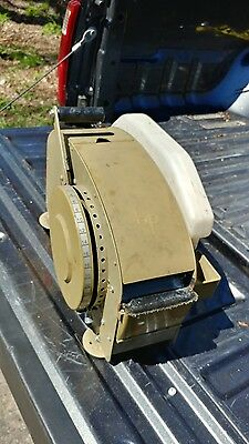 Better Pack 333 Reinforced Paper Tape Machine