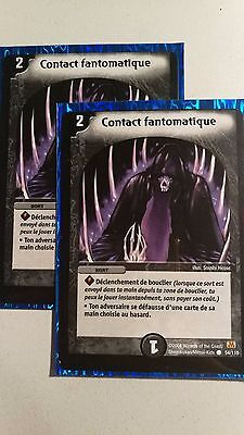 Duel Masters Contact Fantomatique Missprint !
