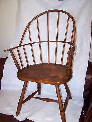 Sack-Back  Windsor Chair