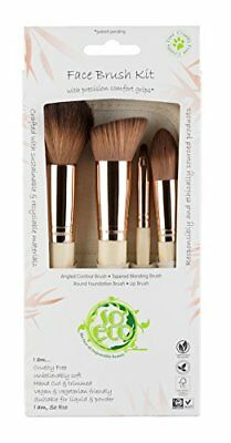 So Eco, Set di 4 pennelli da trucco (M2P)