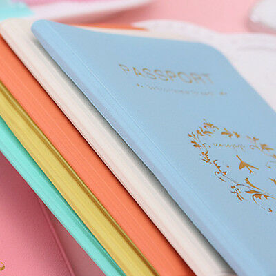 Fashion Passport ID Credit Card PVC Cover Holder Case Travel Protector Astute