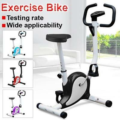 Sporting Aerobic Turbo Cycle Trainer Indoor Exercise Bike Resistance Training By