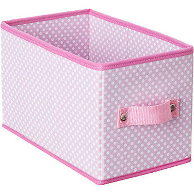 Delta Children Nursery Storage Set Pink 48 Piece