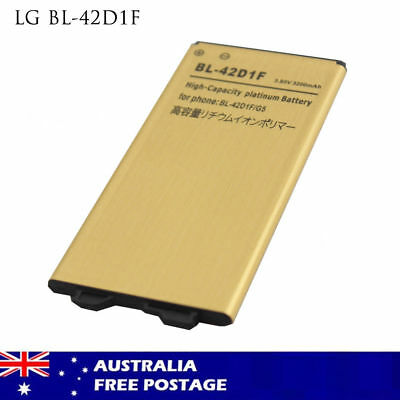 New Power 2800mAh BL-42D1F Replacement Battery For LG G5 H868 H860N F770