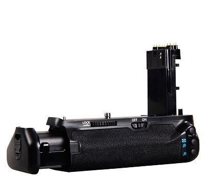 Battery Grip Holder for Canon EOS 7D Mark II 7D2 Replacement for BG-E16 Camera