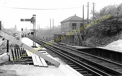 Sidcup Railway Station Photo Bexley New Eltham Lee to Crayford Line. 5