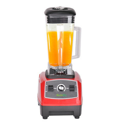 2200W Heavy Duty Blender BPA Free 3HP Commercial Blender Mixer Juicer Processor