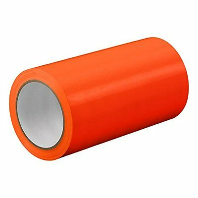 TapeCase TC414 UPVC nastro adesivo (varie misure), Fluorescent Orange, 1 (C3W)