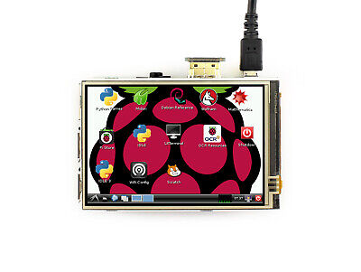 3.5inch Touch Screen 480x320 Raspberry Pi LCD HDMI Interface IPS Screen