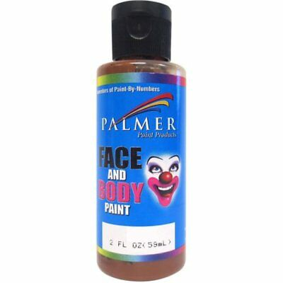 Palmer viso e corpo Paint 2oz-brown, altri, multicolore (c4K)