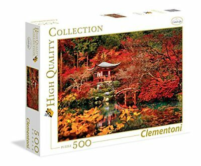 Clementoni - 35035 - High Quality Collection Puzzle - Orient Dream - 500 (N4Z)