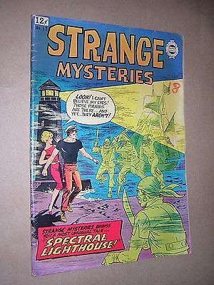 STRANGE TALES. No.17. SUPER COMICS. 1964.