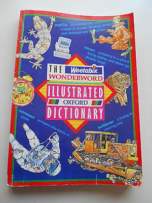 The Weetabix Oxford Illustrated Dictionary, PB, 1990