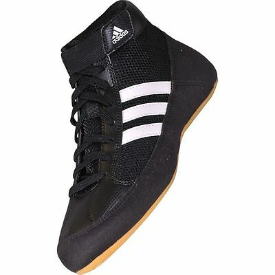 Adidas Havoc Wrestling Boxing shoes Boots - Black Unisex - AQ3325
