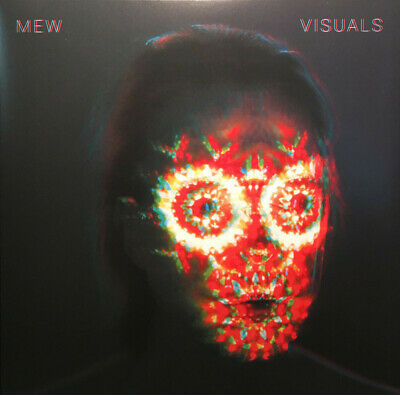 Mew Visuals limited edition 180gm vinyl 2 LP + 3D glasses NEW/SEALED