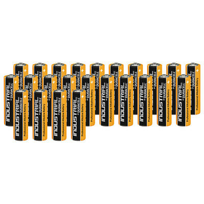 24 Duracell Industrial AA Alkaline Batteries Replaces Procell MN1500 1.5V LR6
