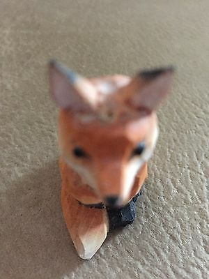 fox collectbles figurine