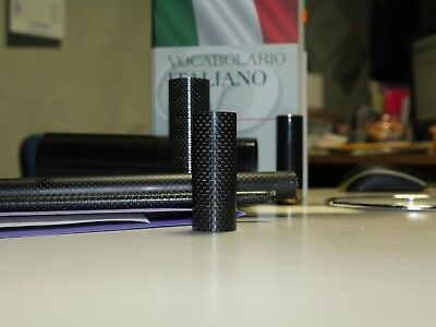 Carbon Plain Tubes - Model-making / Sportive Activities