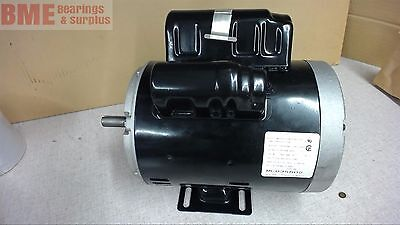 Us Motors, Mc035602, 2 Hp Compressor Duty Motors, 120/240 Volts, 56 Fr, 3450 Rpm