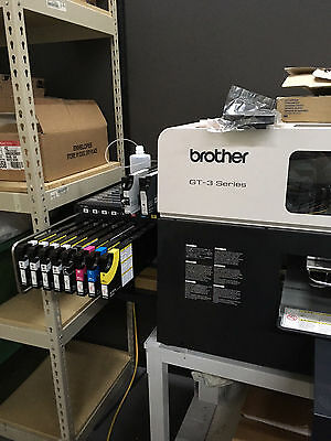 Brother GT-381 DTG Printer