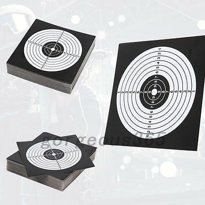 High Quality Archery Target Paper Face for Arrow Bow Shooting Hunting Practice