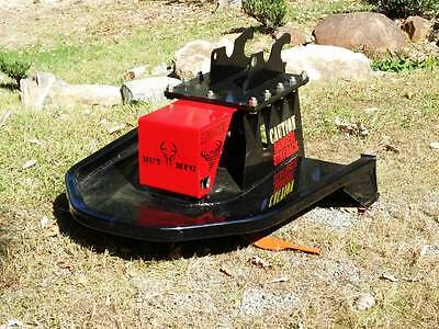 "42"" Brush Eliminator Mini EXCAVATOR Cutter Mower land cleanup USA made FREE SHIP"
