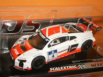 "Audi R8 Lms ""24H Nbr"" Offer, Up To ! 1/32 Scalextric Wos"
