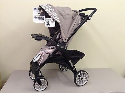 Chicco Bravo LE Stroller - Singapore (DISPLAY)