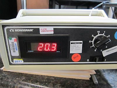 Omega Engineering Monogram DP116 Thermocouple Meter