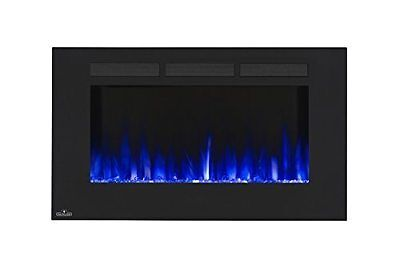 New Napoleon electric fireplace NEFL42FH