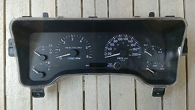 Jeep Cherokee XJ phase 2 bloc compteur