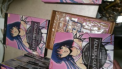 Movie Macross 1/20 Scale PlaMax MF-04 Lynn Minmay Model Kit Max Factory Japan
