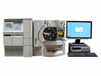 Waters Micromass ZQ Mass Spectrometer with 2695/2795 HPLC Separations Module