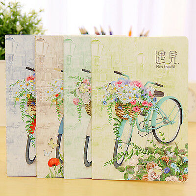 Ruled Lined A5 Notebook Journal Diary Notepad Memo Planner School Stationery NEW