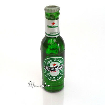 Fridge Magnet Heineken Beer Mini Bottle Miniature Refrigerator Collectibles