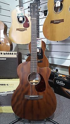 Sigma 000MC-15E '000' Mahogany Acoustic Electric Guitar with Solid Mahogany Top