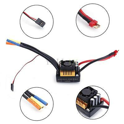 BoldClash 120A 2S~6S LiPo Waterproof Brushless ESC with BEC 6.1V/3A (Switch Mode