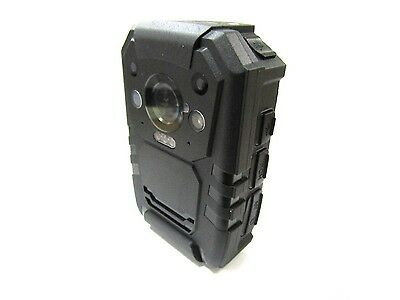 Professional Body-cam Night-vision for Police, Security, Doormen, SIA - 1296p