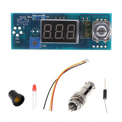 Soldering Iron Station Digital Temperature Controller Kits For T12 Handle HAKKO