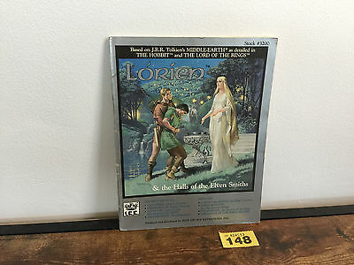 Lorien / Halls Of The Elven Smiths, Merp, Middle Earth, Rolemaster, #3200