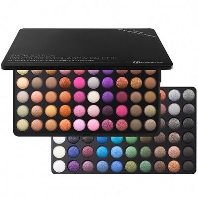 120 Color - Six Edition Lidschatten Palette von BH Cosmetics