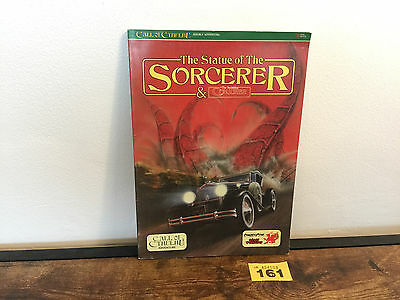 Call of Cthulhu The Statue of the Sorcerer The Vanishing Conjurer RPG GW CTHULU