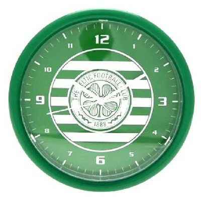 Celtic Wall Clock Official Football Club Gifts