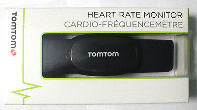 TomTom Heart Rate Monitor Bluetooth (Black)