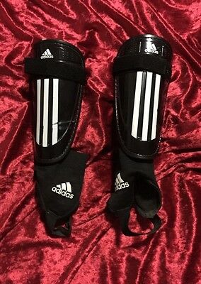 Adidas Chin Guards With Built In Ankle Guards & Groin Protector Soccer Football